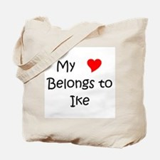 Unique Ike Tote Bag
