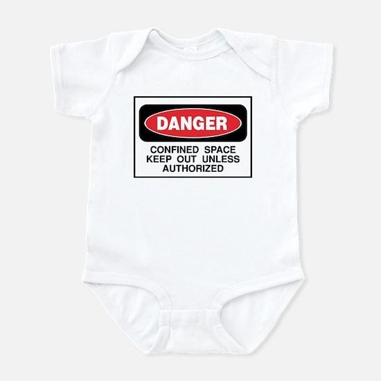 Confined Space Infant Bodysuit
