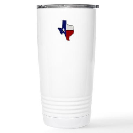 Texas #2 Stainless Steel Travel Mug