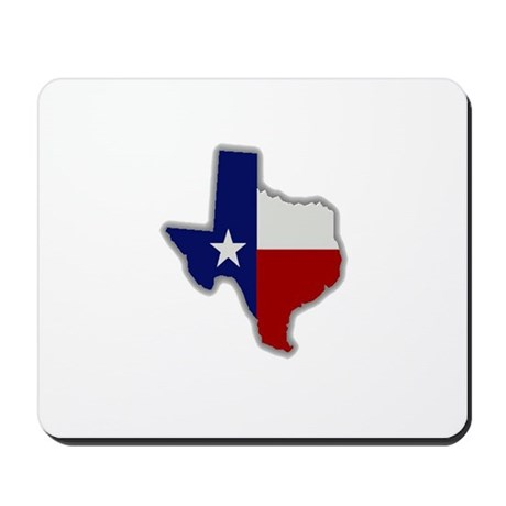 Texas #2 Mousepad
