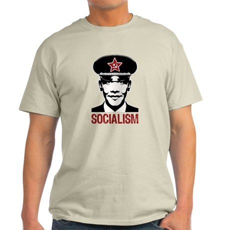 Obama Socialism Light T-Shirt