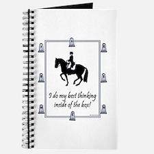 Dressage Box Thinking Journal