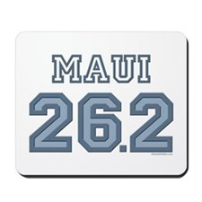 Maui 26.2 Marathoner Mousepad