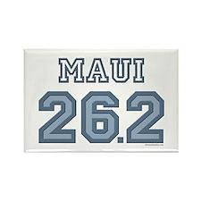 Maui 26.2 Marathoner Rectangle Magnet