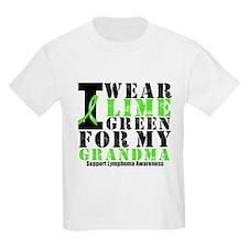 Lymphoma Grandma T-Shirt