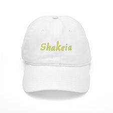 Shakeia in Gold - Baseball Cap