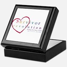 Survivor Revolution Keepsake Box