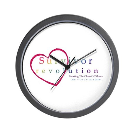 Survivor Revolution Wall Clock