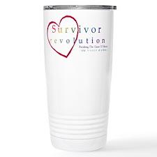 Survivor Revolution Travel Mug