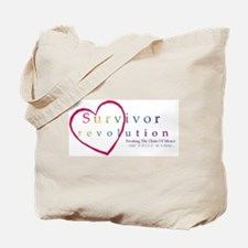 Survivor Revolution Tote Bag