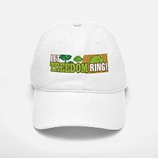 Let Treedom Ring! Baseball Baseball Cap