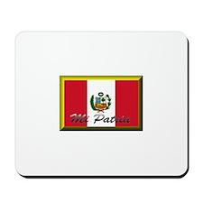 Mi Patria Mousepad