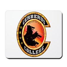 Cerberus College Mousepad