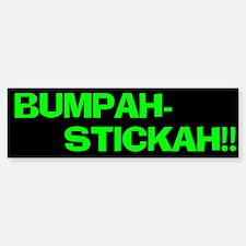 Boston Accent Bumper Bumper Bumper Sticker