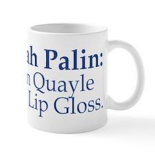 Palin=Quayle Mug