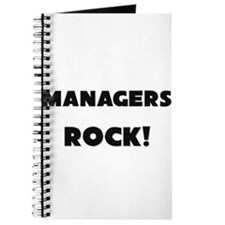 Managers ROCK Journal