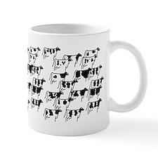 Holstein Herd Mug