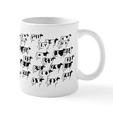 Cow Coffee Mugs