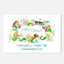 Southampton believes in Mermaids Postcards (Packag