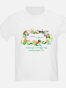 Southampton believes in Mermaids T-Shirt