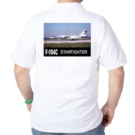 F-104 STARFIGHTER Golf Shirt