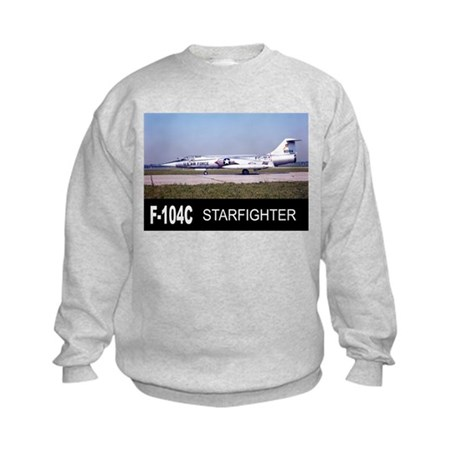 F-104 STARFIGHTER Kids Sweatshirt