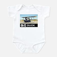 OA-12 DUCK FLYING BOAT Infant Bodysuit