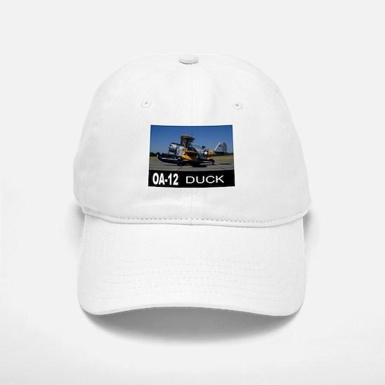 OA-12 DUCK FLYING BOAT Baseball Baseball Cap