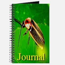 Glowing Firefly Journal