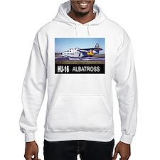 HU-16 B ALBATROSS Hoodie