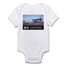 HU-16 B ALBATROSS Infant Bodysuit
