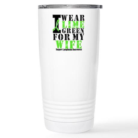 Lymphoma Wife Stainless Steel Travel Mug