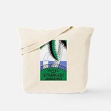 Hotel des Etrangers (San Remo) Tote Bag