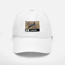 B-1B LANCER BOMBER Baseball Baseball Cap
