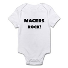 Macers ROCK Infant Bodysuit