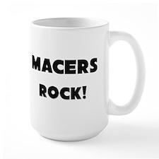 Macers ROCK Large Mug