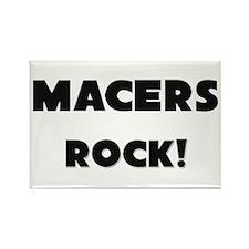 Macers ROCK Rectangle Magnet