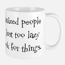 Organized People Mug