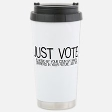 Voter's Travel Mug