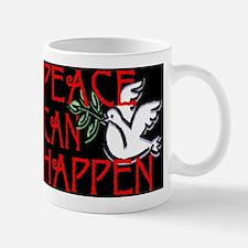 Peace Can Happen Mug