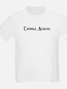 Catfolk Acolyte T-Shirt