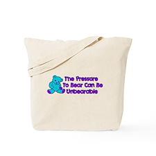 Pressure to Breed Tote Bag