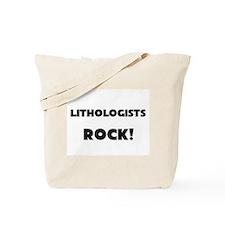 Lithologists ROCK Tote Bag