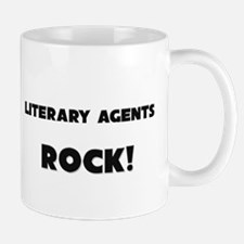 Literary Agents ROCK Mug
