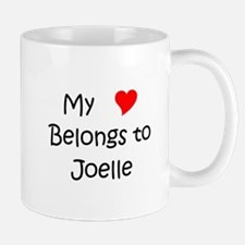 Unique Joelle Mug