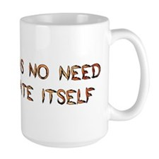 No Breeder Ego Mug