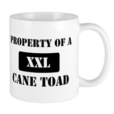 Property of a Cane Toad Mug