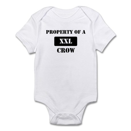 Property of a Crow Infant Bodysuit