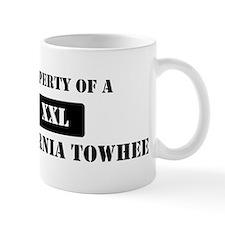 Property of a California Towh Mug