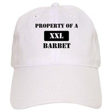 Property of a Barbet Baseball Cap
